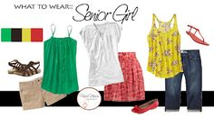 Senior Girl | What to Wear
