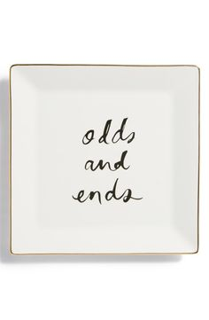 Odds & Ends Tray #giftsforher