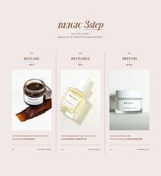 Website Design Inspiration, Website Design Layout, Book Design Layout, Web Layout, Packaging Design Inspiration, Page Design, Cosmetic Web, Cosmetic Design, Feeds Instagram