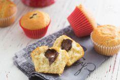 Ricetta Muffin con il cuore - La Ricetta di GialloZafferano