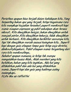 Life like as coffe
