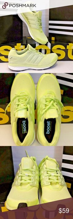 d81f90177 Shop Women s adidas Yellow Silver size Athletic Shoes at a discounted price  at Poshmark.