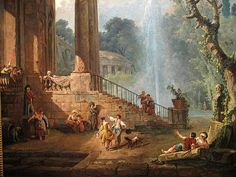 the-portico-of-a-country-mansion-by-hubert-robert-1773.jpg (Image JPEG, 500×375 pixels)