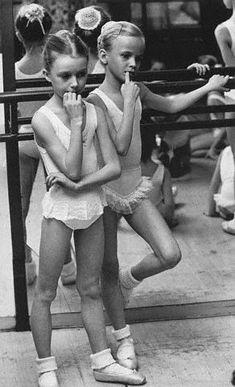 Vaganova Ballet Academy in class