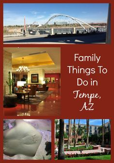 Family things to do in Tempe, AZ