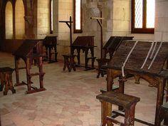 scriptorium -