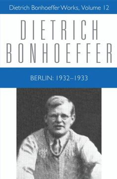 Bonhoeffer's Christology Lectures 1: The Question