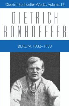 Bonhoeffer's Christology Lectures 1: The Question