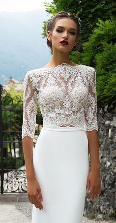 Milla Nova Bridal 2017 Wedding Dresses merill2 / http://www.deerpearlflowers.com/milla-nova-2017-wedding-dresses/18/