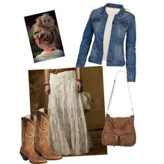Casual Country, created by daisyhedo on Polyvore