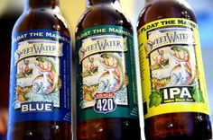 SweetWater Brewing Co's beer lineup-- Atlanta.