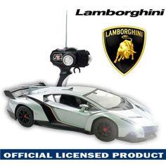 1:14 Lamborghini Veneno Sport Remote Control Car $50 from my deal