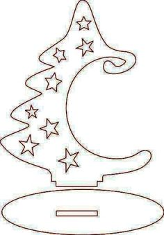 Scroll saw patterns 493847915386375203 Christmas Wood, Christmas Projects, Christmas Cookies, Christmas Holidays, Christmas Ornaments, Wood Crafts, Paper Crafts, Diy Crafts, Diy Wood