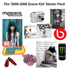 The scene kid starter pack. 23 Hilarious Starter Pack Memes That Sum Up Literally Everything About Life Scene Kids, Emo Scene, Funny Starter Packs, Funny Memes, Hilarious, Rawr Xd, Really Funny, Queen, Funny Stuff