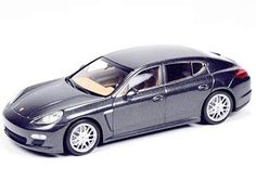 Minichamps Porsche Panamera Diecast Model Car This Porsche Panamera Diecast Model Car is Metallic Blue and has working wheels and also comes in a display case. It is made by Minichamps and is scale (approx. This model comes in Dealer Packaging. Panamera 4s, Porsche Panamera, Porsche Models, Metallic Blue, Diecast Model Cars, Display Case, Scale Models, Wheels, Packaging