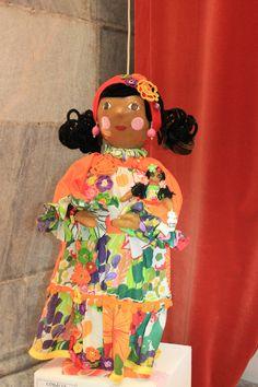 Corália - Art Dolls by Alexandra Graça