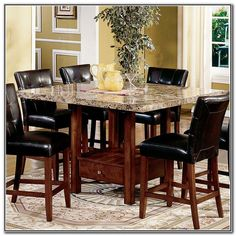 Table Granite Kitchen And Chairs Quartz Tables Top Dining Room Tabl
