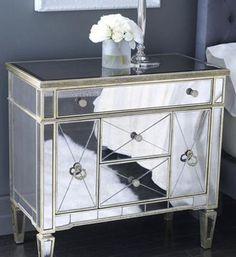 Stylish home: Mirrored furniture                                                                                                                                                                                 More