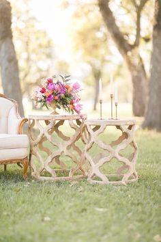 Colorful Sunset Wedding Ideas
