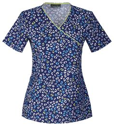 """""""Sweet Your Heart Out"""" scrub top by Cherokee. Find it at The Uniform Outlet!"""