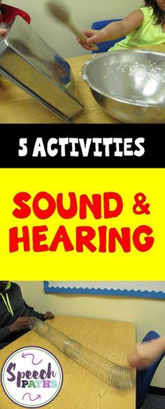 Speech Paths: Hearin