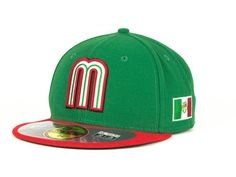 640d42330f562 Mexico New Era 2013 World Baseball Classic 59FIFTY Cap