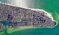 www.photosfromtheair.com  Troy Morgan's aerial photo of Anna Maria Island