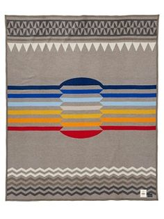 Ok, I might be getting a little Pendleton crazy... Return Of The Sun Blanket