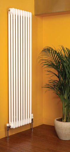 roma vertical 3 column radiator