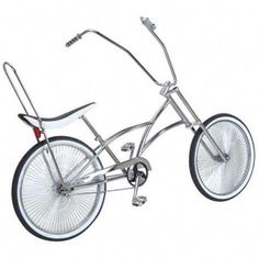 Bicycle Twisted tige 22.2 mm Lowrider Cruiser Bikes