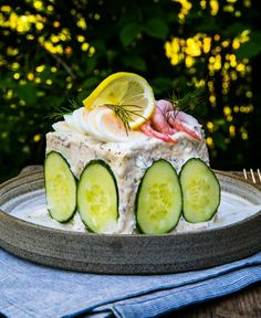Sandwich Cake, Sandwiches, Snack Recipes, Cooking Recipes, Snacks, Avocado Egg, High Tea, Food And Drink, Appetizers