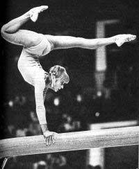 Olga Korbut - Belarus
