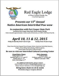 15th Annual Native American Intertribal Pow-wow