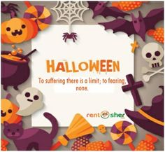 Only few days left for Halloween are you ready for the scary events. Hire Halloween costumes from RentSher and get it deliver to your doorstep. Visit  for Bangalore - http://bit.ly/2e6aVUj  for Delhi- http://bit.ly/2dWvRAx for more details.