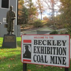 5. The Exhibition Coal Mine in Beckley, W.Va.