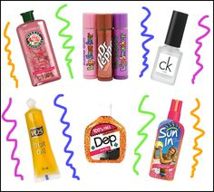 6 LOL Beauty Products From the '90s - I'm such a 90's kid, I still keep Bonne Bell Dr. Pepper Lip Smackers in my purse!