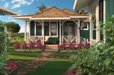 Kukuiula Plantation House | Luxury Hawaiian Homes | Kukui`ula Custom Homes