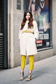 Vanessa Jackman: New York Fashion Week AW 2014....Before Victoria Beckham