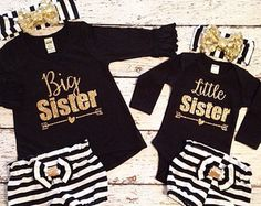 3e85997f9a09 Boutique Apparel for your little Princess by AdornedBabyBoutique. Matching  Sister OutfitsBig ...