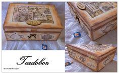 Teabox ELADÓ - 3500 Ft