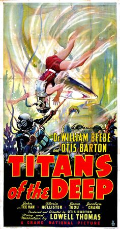 Titans of the Deep (1938)