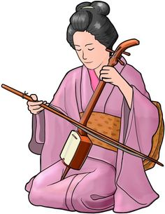 KOKYU  The kokyū (胡弓?) { 胡弓 } is a traditional Japanese string instrument, the only one played with a bow. Although it was introduced to Japan from China along with the shamisen, its material, shape, and sound are unique to Japan[clarification needed]. The instrument also exists in an Okinawan version, called kūchō (胡弓 くーちょー?) in the Okinawan language.  The instrument is similar in construction to the shamisen, appearing like a smaller version of that instrument. It is 70 cm (28 inches)…