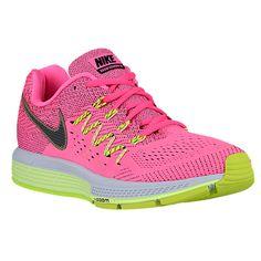 Nike Zoom Vomero 10 - Women's - Running - Shoes - Pink Pow/Liquid ...