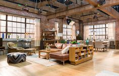 New Girl Loft Apartment Home Decor Design Tips | Apartment Therapy