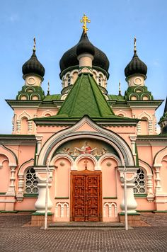 Pokrovsky Women's Monastery, Kiev, Ukraine - Why book a hotel when you can get more value from vacation rentals? Vist http:www://goldsuites.com #travel #topdesinations #vacationrentals
