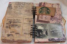 Creative Cafe': Vintage Junk Journals