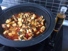 Thai spicy Cuttlefish Recipe #arganoil #Recipes ☆☆☆☆☆