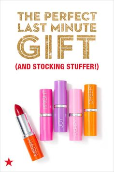 Need a last-minute gift? Clinique lipstick gift sets in a variety of colors are the way to go! They'll love unwrapping such a thoughtful present. Because the perfect gift brings people together. For more inspiration, check out Macy's Holiday Gift Guide for an expertly edited collection of the perfect gifts.