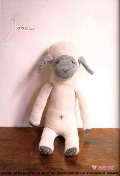 Idea for sock doll