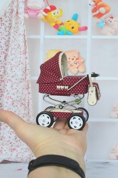 Baby Carriage Stroller scale/ Miniature for doll house/ Miniat., Miniature Baby Carriage Stroller scale/ Miniature for doll house/ Miniat., Miniature Baby Carriage Stroller scale/ Miniature for doll house/ Miniat. Baby Barbie, Barbie Dolls, Strollers For Dolls, Bookcase With Glass Doors, Dolly Doll, Ikea Billy Bookcase, Baby Prams, Baby Carriage, Carriage House